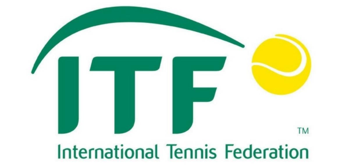 Logo ITF International tennis Federation